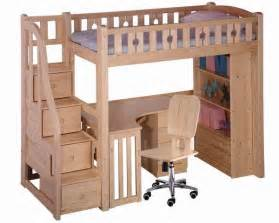 Bunk Bed And Desk Loft Bunk Bed Desk Shanghai V Furniture Factory