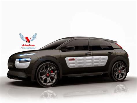 Car Citroen by Virtuel Car Citroen C4 Cactus Sport Oto Kokpit