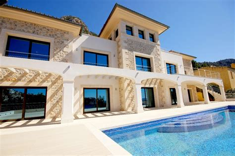 unique mallorca real estate luxury homes sea view
