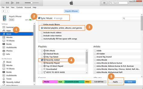 How to Transfer Music between different iDevices: iPhone ...