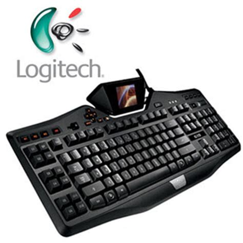 Keyboard Logitech G19 find new gadgets logitech g19 gaming keyboard