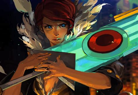 transistor play transistor is supergiant s next rpg will be playable at pax east