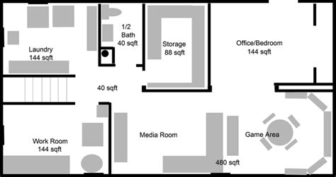 how to make a floor plan basement floor plan ideas avivancos com
