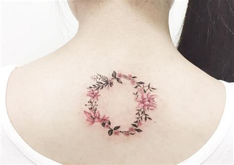 rose wreath tattoo 50 beautiful laurel wreath designs and meanings