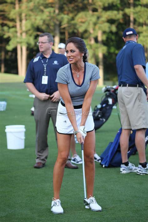 Holly Sonders Golf Channel Corvetteforum Chevrolet
