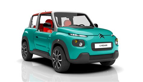 Citroen Electric Car by Citro 235 N M 233 Hari Is An Electric Car With A Disposition