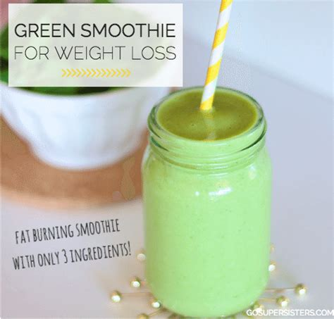 printable smoothie recipes for weight loss green smoothie recipe for weight loss