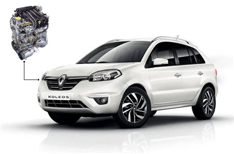 Engines New Koleos Renault Range Renault Uae
