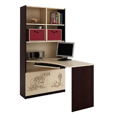 dakar bookcase desk combination azura home design