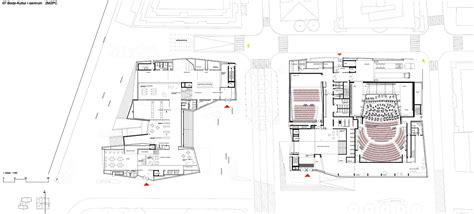 disney concert hall floor plan gallery of langdon reis architects proposal for library
