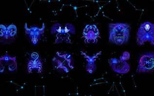 Computer Desktop Signpost Zodiac Signs As New Calendar Template Site