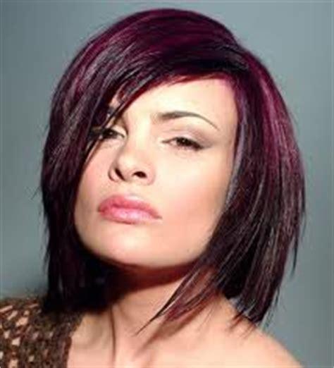 hair style angled toward face angled bob hair cut and face shape find astonishing