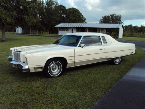 Chrysler New Yorker by 1978 Chrysler New Yorker For Sale
