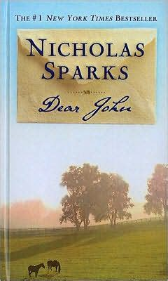 dear one books dear by nicholas sparks 9781606863626 hardcover