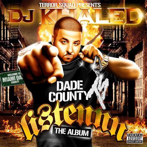 Dj Khaled Listennn The Album Download | dj khaled music fanart fanart tv