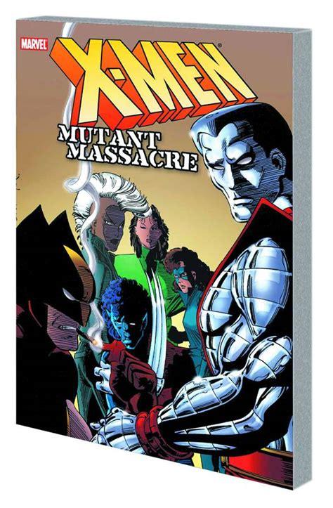 x men mutant massacre fresh comics