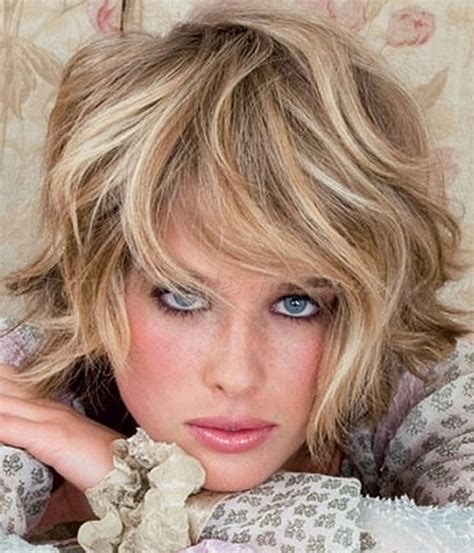hair cuts for slightly wavy hair for women short wavy hairstyles women hairstyle for short wavy