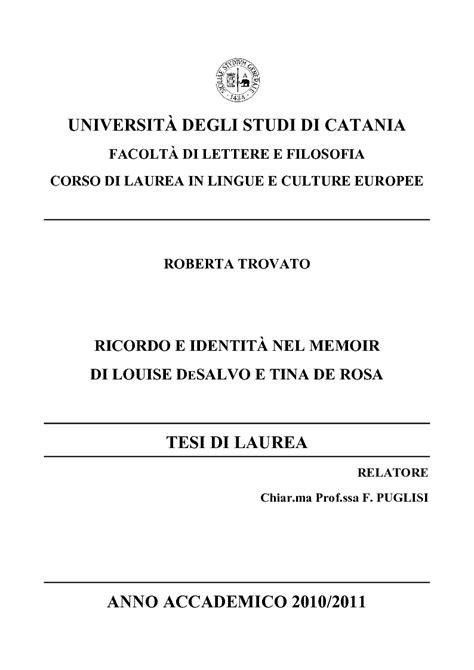 universit 192 degli studi di catania facolt 192 di lettere e