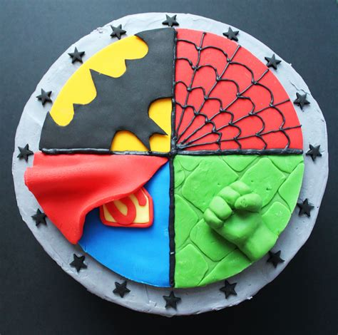 superhelden kuchen best 25 cake ideas on
