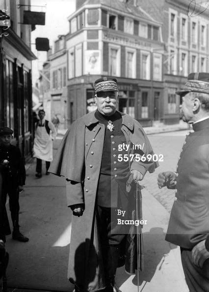War 1914-1918. Charles Louis Marie Lanrezac ( 1852 : News