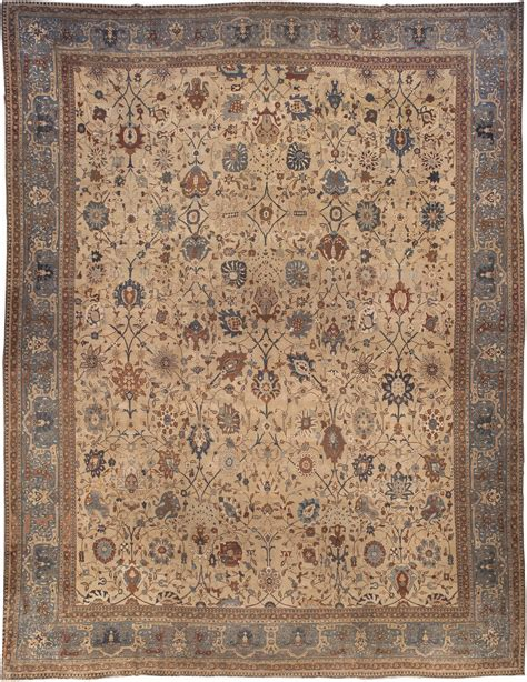 carpet tabriz large antique tabriz rug bb1400 by doris