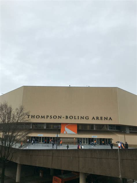 tennessee basketball arena thompson boling arena pat