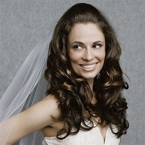 long curly wedding hairstyles wedding hairstyles down long hair best wedding hairs