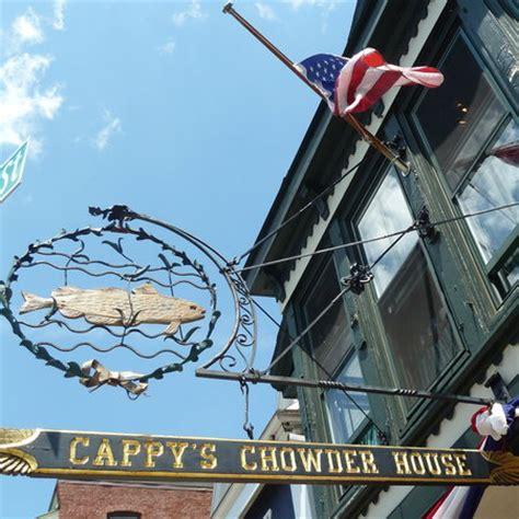 cappy s chowder house cappy s chowder house camden 119 фото ресторана tripadvisor