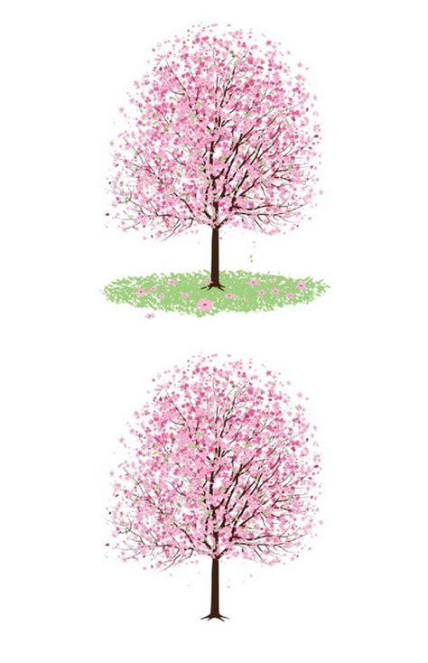 cherry tree vector pink cherry blossom tree vector dragonartz designs we moved to dragonartz net
