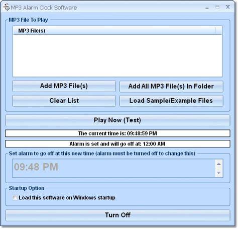 rogai info software details for mp3 alarm clock software 7 0