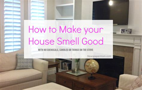 how to make my bathroom smell good how to make your house smell good and improve your health too