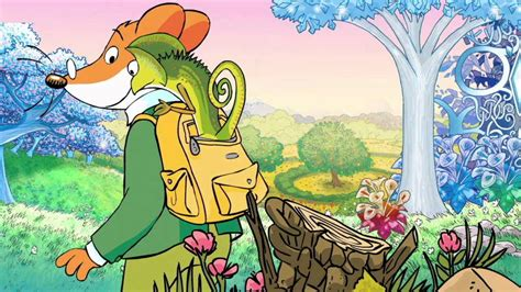 Floridina Maxy geronimo stilton regressa ao reino da fantasia o