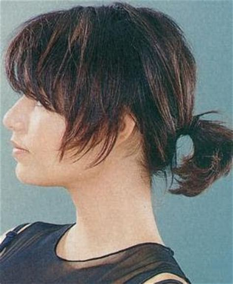 short hair you can still put in ponytail pictures fashion crackheads hairstyles for bad hair days