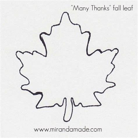leaf pattern for kindergarten best photos of kindergarten leaf template fall leaves