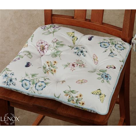 kitchen chair pads with ties trends including lenox