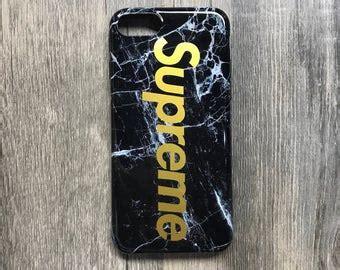 supreme iphone case etsy