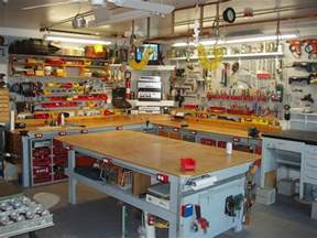 garage work shop man cave d 233 cor ideas slideshow