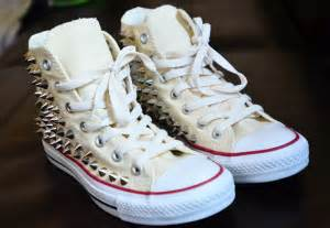 How to guide studded converse chuck taylor sneakers solifestyle