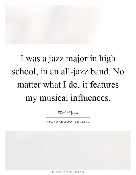 Does It Matter What School I Get My Mba From by I Was A Jazz Major In High School In An All Jazz Band No