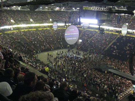 O2 Floor Plan by View Of Arena From Our Seat Picture Of Manchester Arena