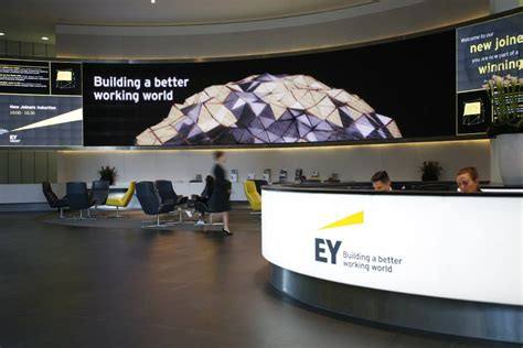Ey Office by How To Land A At Ernst Dice Insights