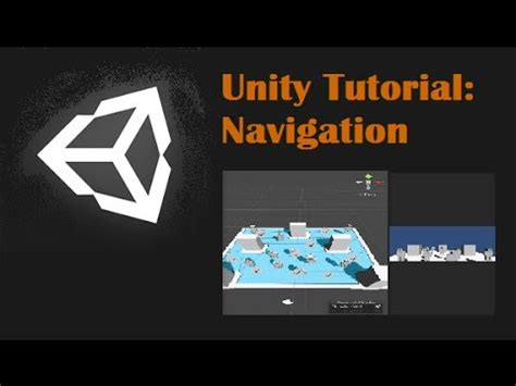 Unity Tutorial Navmesh | unity3d tutorial part 5 enemy pathfinding and navmesh doovi