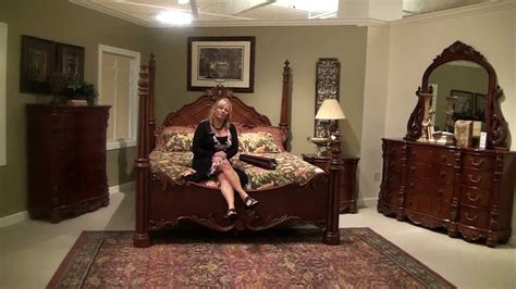 pulaski edwardian bedroom set edwardian bedroom collection by pulaski furniture youtube