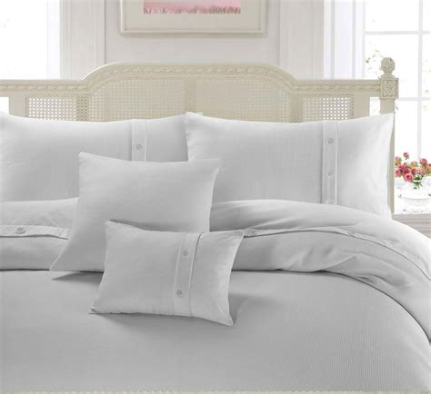 Places That Sell Bedding Sets Nimsay Home Bordered Waffle 100 Cotton Duvet Cover Set Ebay
