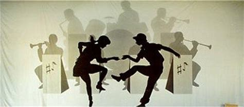 swing dance silhouette dance net can you make this image bigger without making