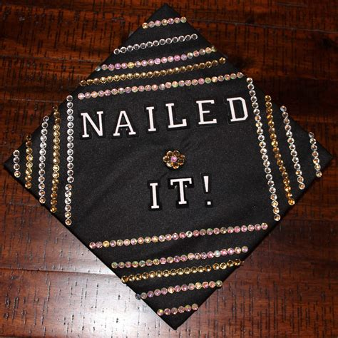 How To Decorate Your Graduation Cap by How To Decorate Your Grad Cap Church Hill Classics
