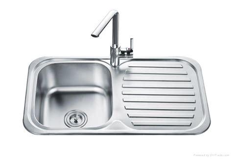 Kitchen Sink Tempat Cuci Piring Kcs 12r Stainless single bowl with drainer bowl kitchen sink od 8248a ouert china manufacturer sink