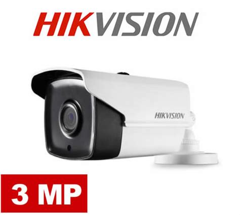 hikvision 3mp 3 6mm lens turbo hd tvi 40m ir wdr outdoor ds 2ce16f7t it3 sky max cctv