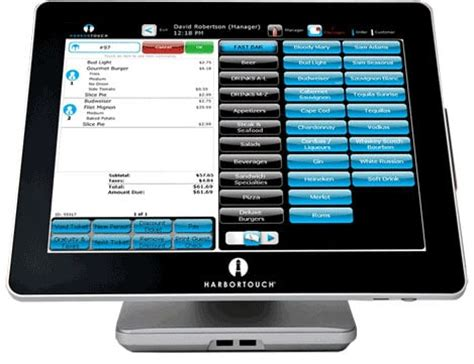best restaurant pos systems harbortouch free pos systems best pos for restaurant and