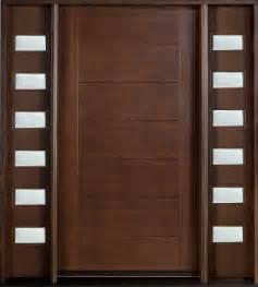 Wood Exterior Door Modern Custom Front Entry Doors Custom Wood Doors From Doors For Builders Inc Solid Wood